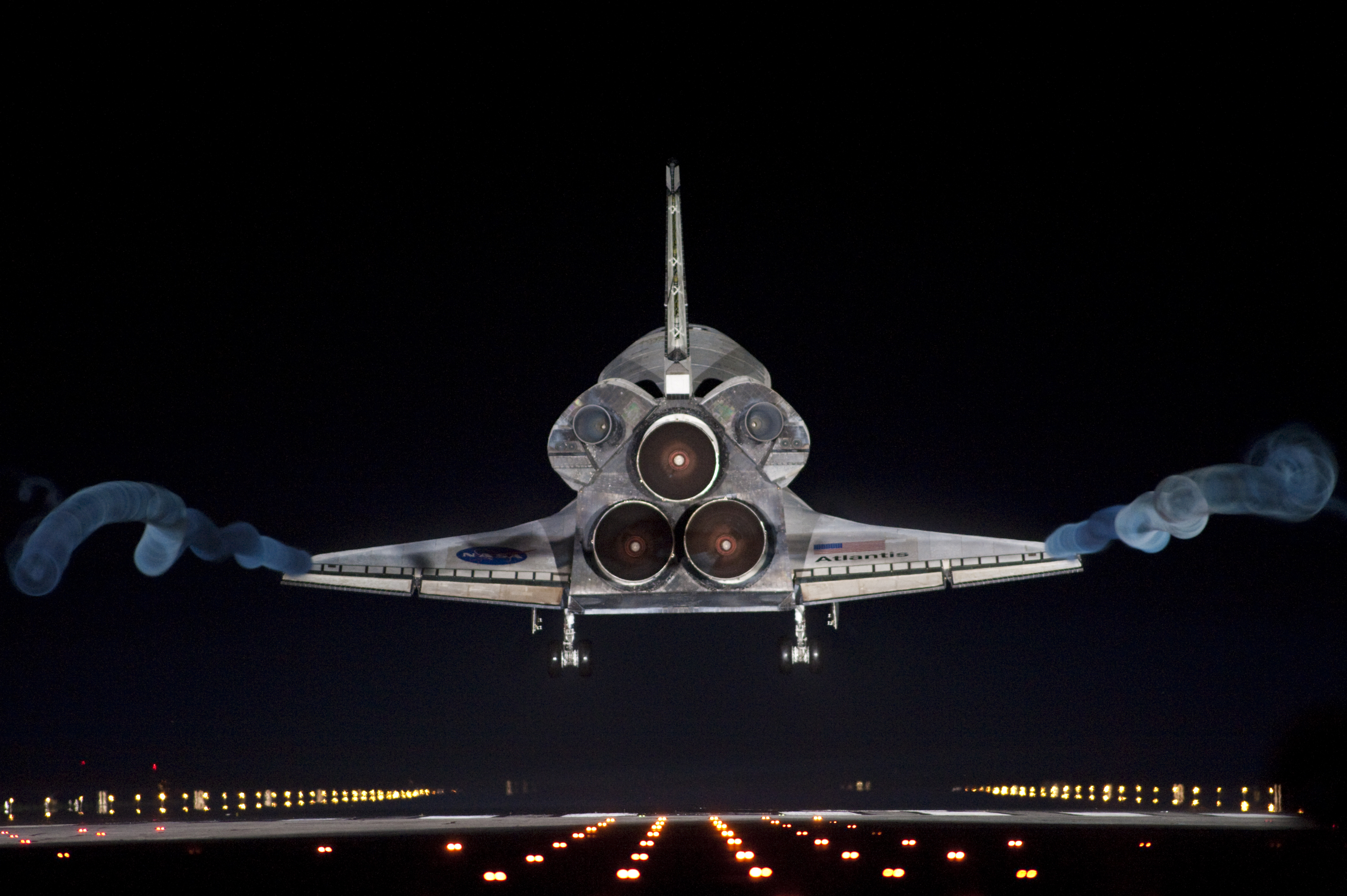 sts 135 space shuttle atlantis - photo #36