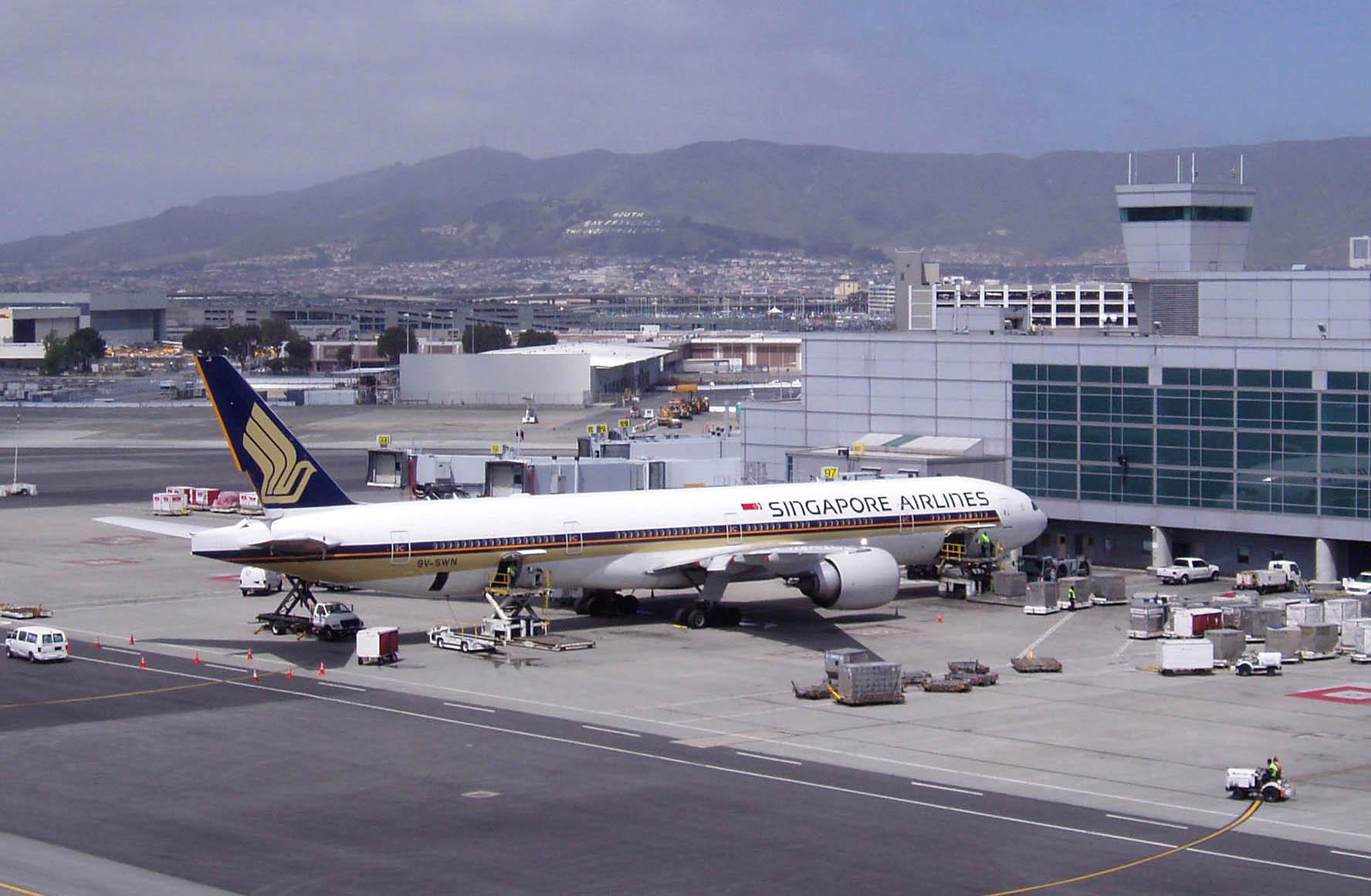 San Francisco Airport Rental Car Center