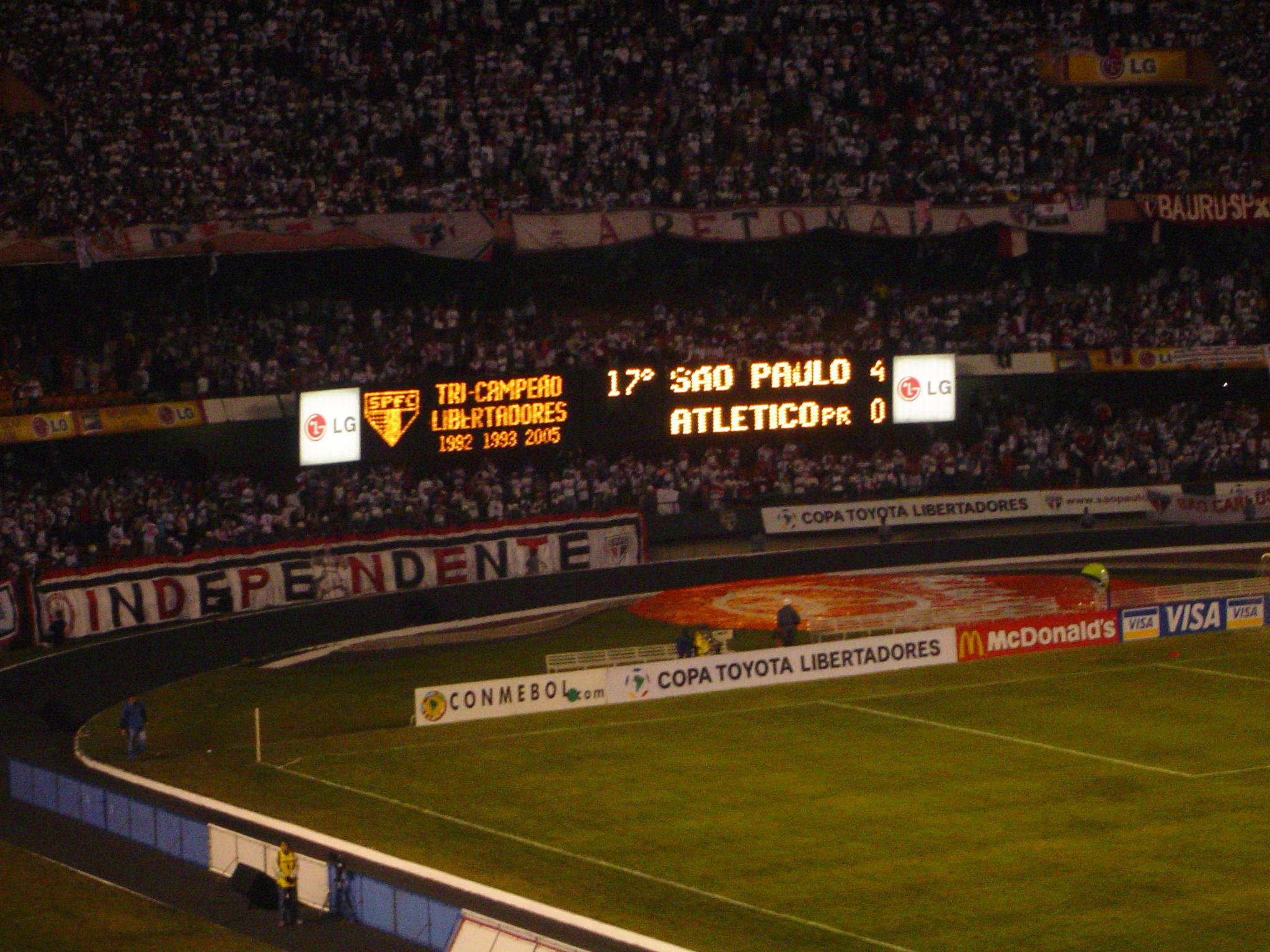 Final da Libertadores de 2005