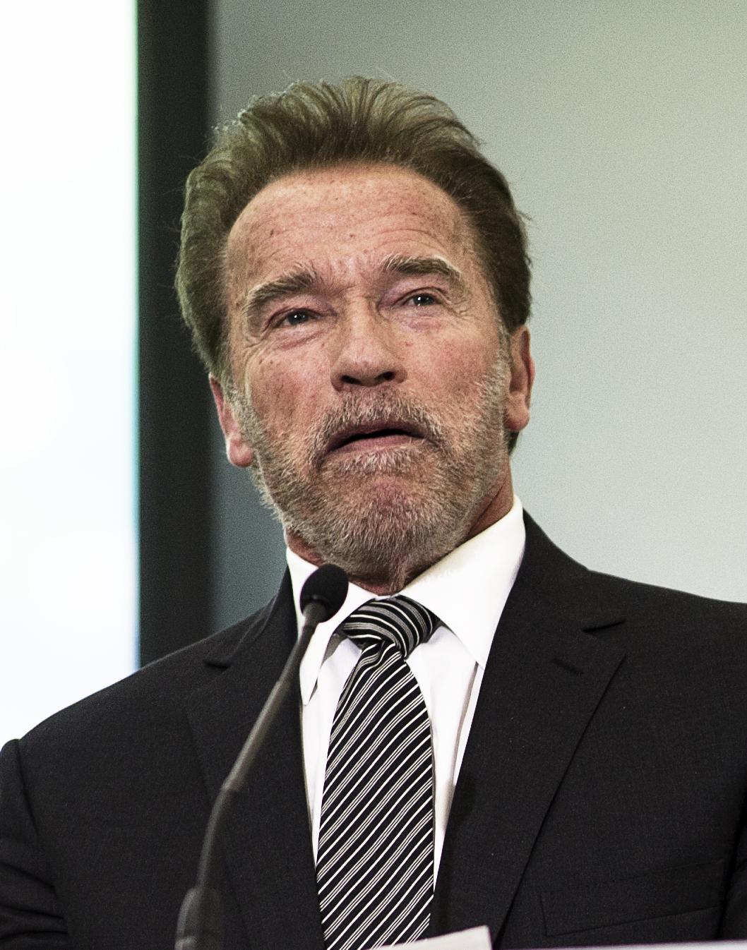 Arnold Schwarzenegger - Wikipedia Arnold Schwarzenegger