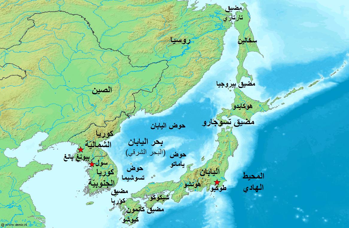 شمال شرق آسيا ويكيبيديا