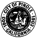 Official seal of City of Pinole