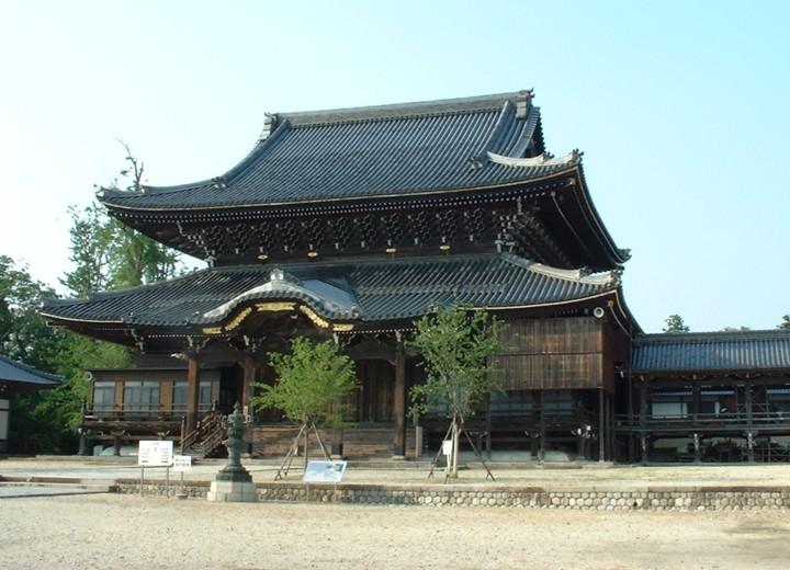 Senjuji-temple Nyoraido.jpg