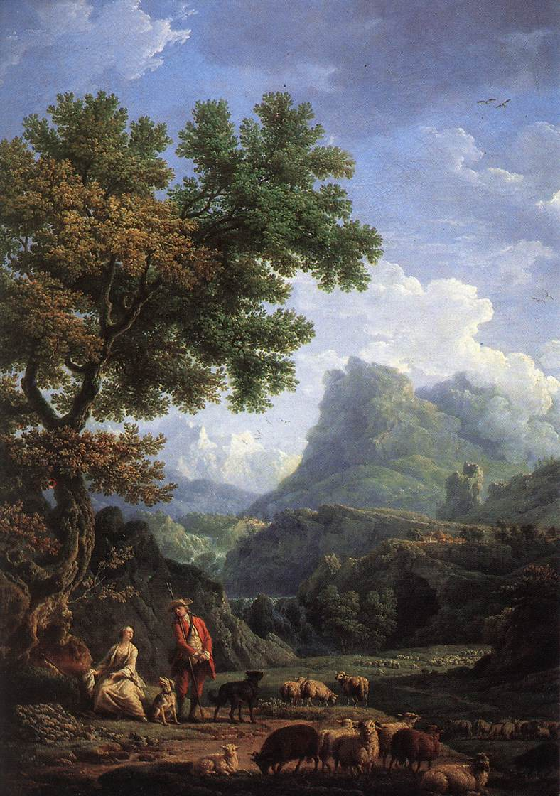 Poésie Pastorale Wikipédia