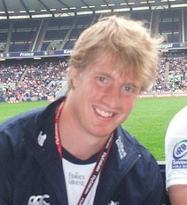 Simon Cross (rugby union) Scottish rugby union player