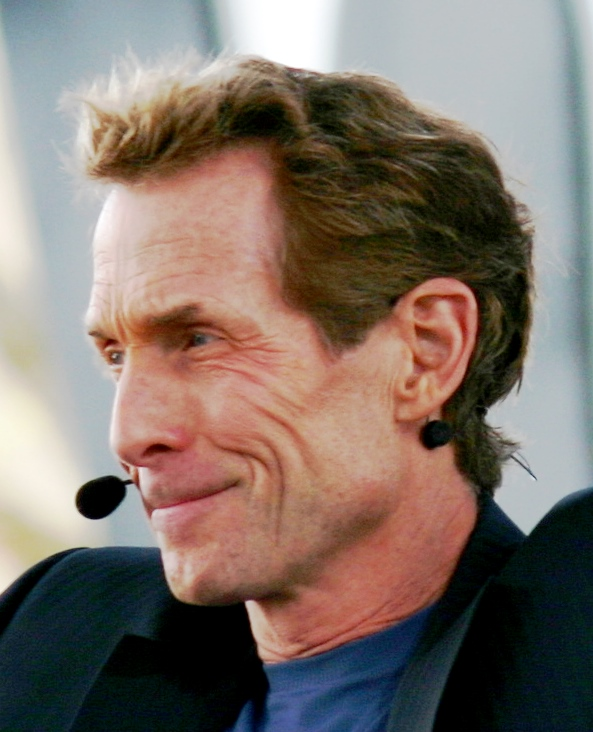 The 66-year old son of father John Bayless and mother Levita Bayless Skip Bayless in 2018 photo. Skip Bayless earned a 4 million dollar salary - leaving the net worth at 12 million in 2018