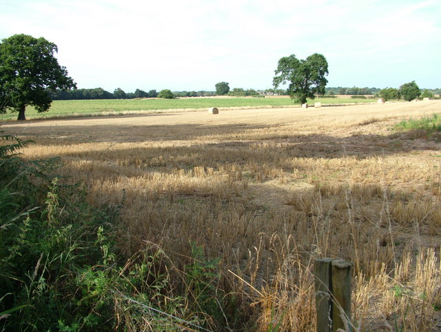Snape Maltings viewed from Tunstall Forest. - geograph.org.uk - 1458845