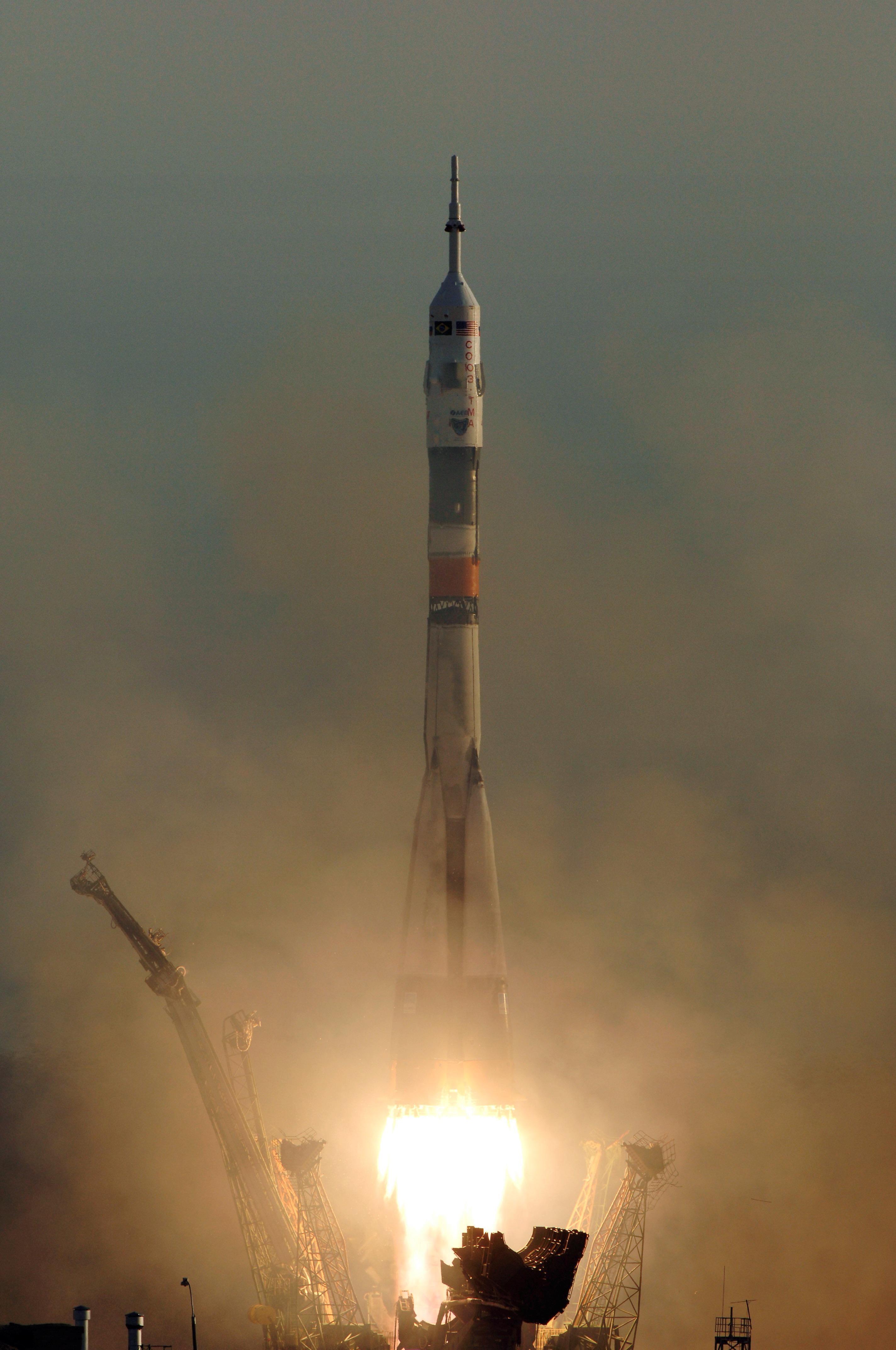Image result for soyuz tma-8 launch