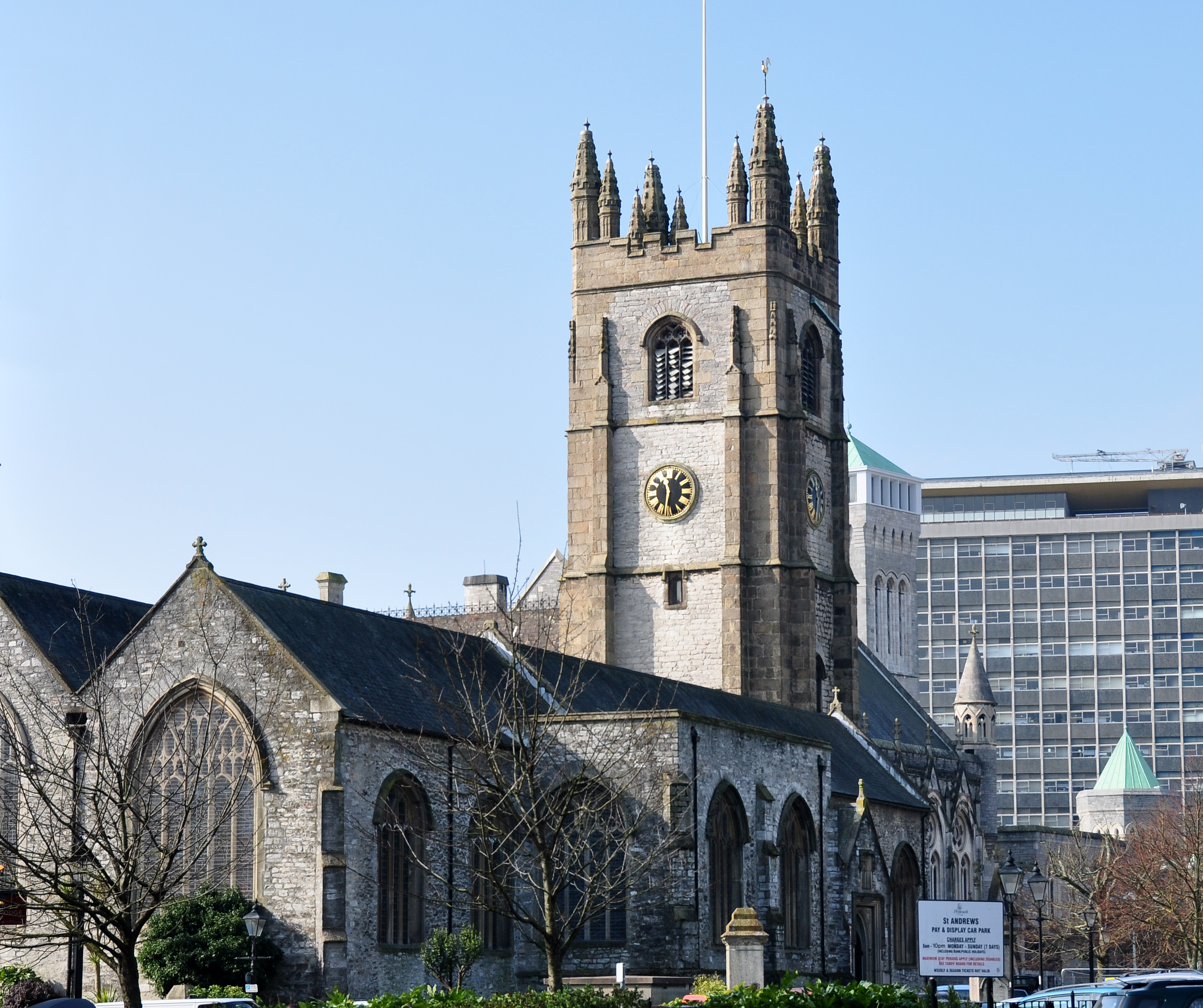 St Andrews City Church