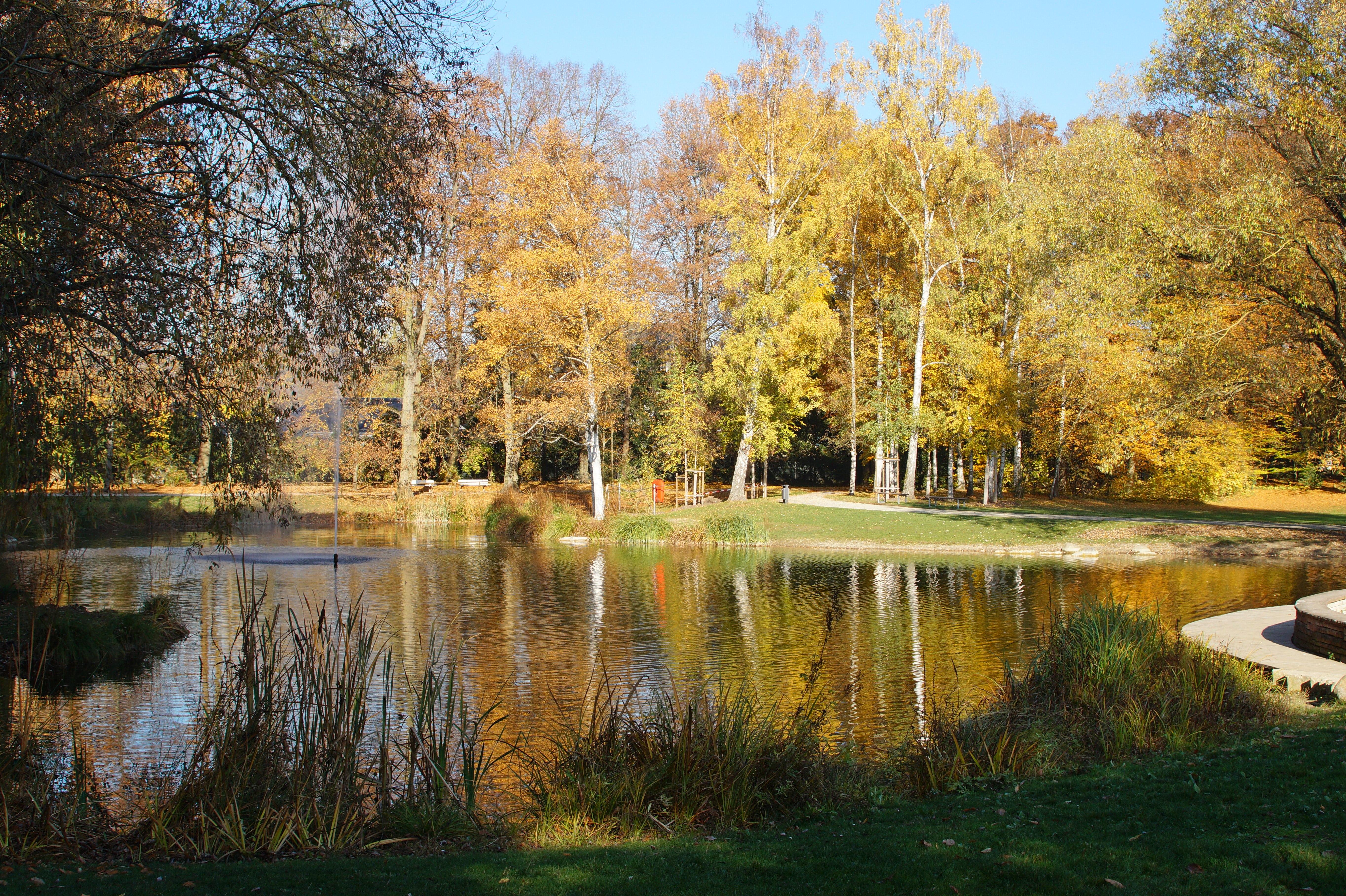 Regensburg Stadtpark