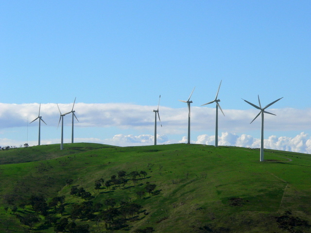 starfish hill wind farm wikipedia