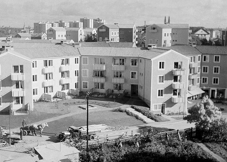 Stjärnhus Gröndal 1946