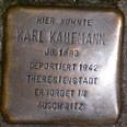 Stolperstein Oberweg 4 Karl Kaufmann.jpg