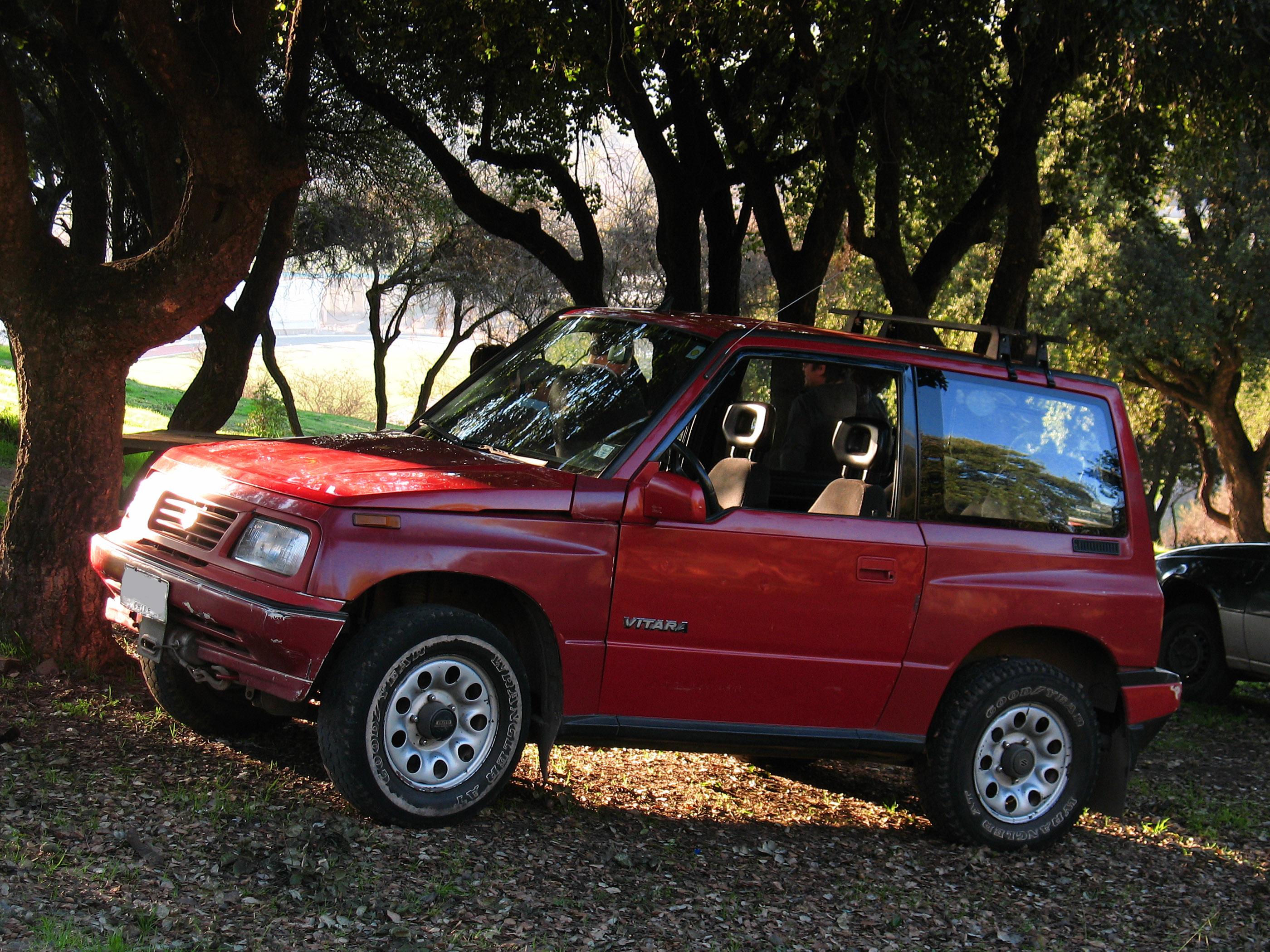 Suzuki Vitara Jlx Soft Top For Sale