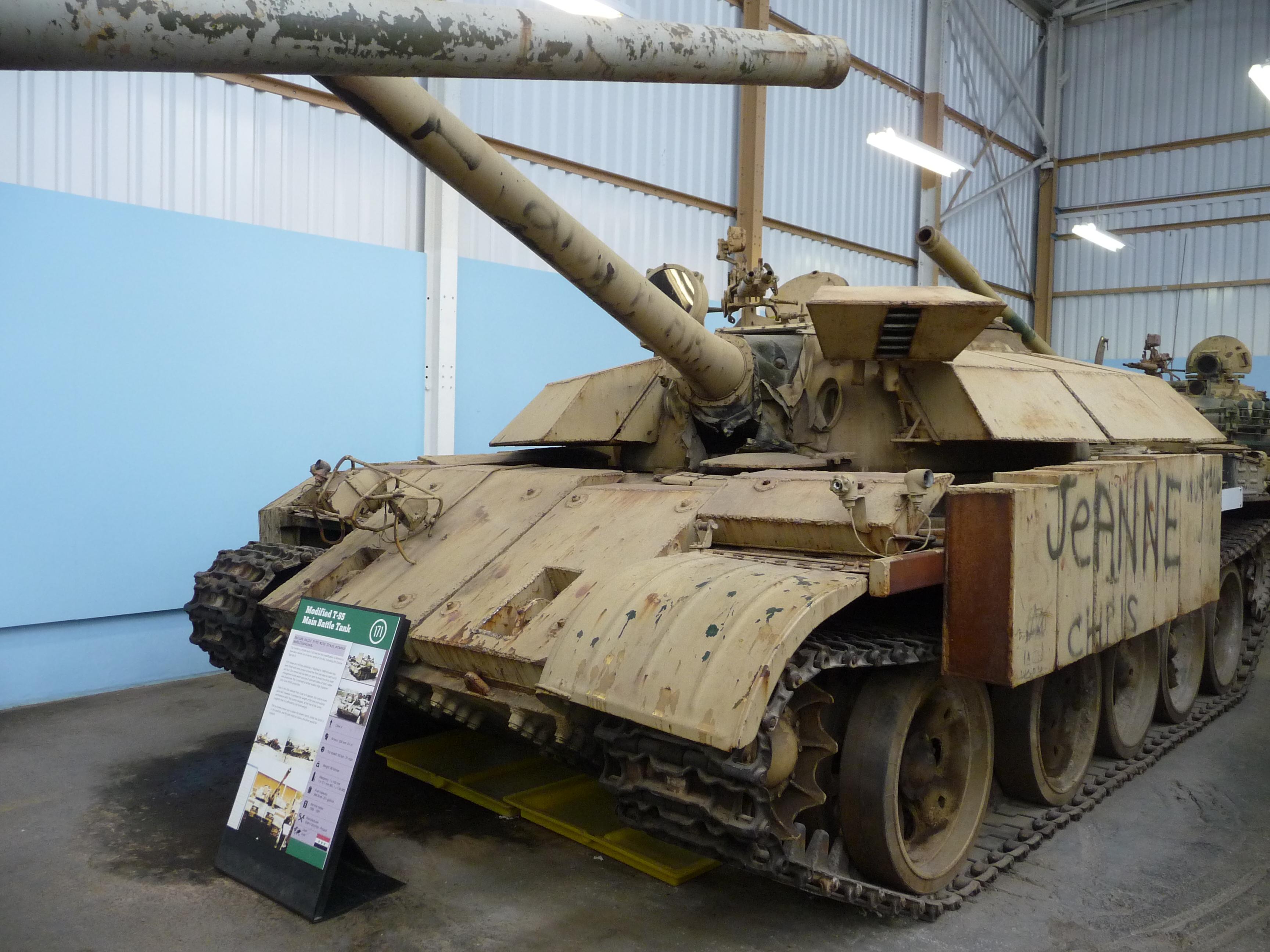T-55_Enigma_tank_at_the_Bovington_Tank_M