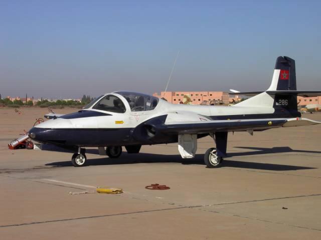 القوات الجوية الملكية المغربية - متجدد - T37_MAROC