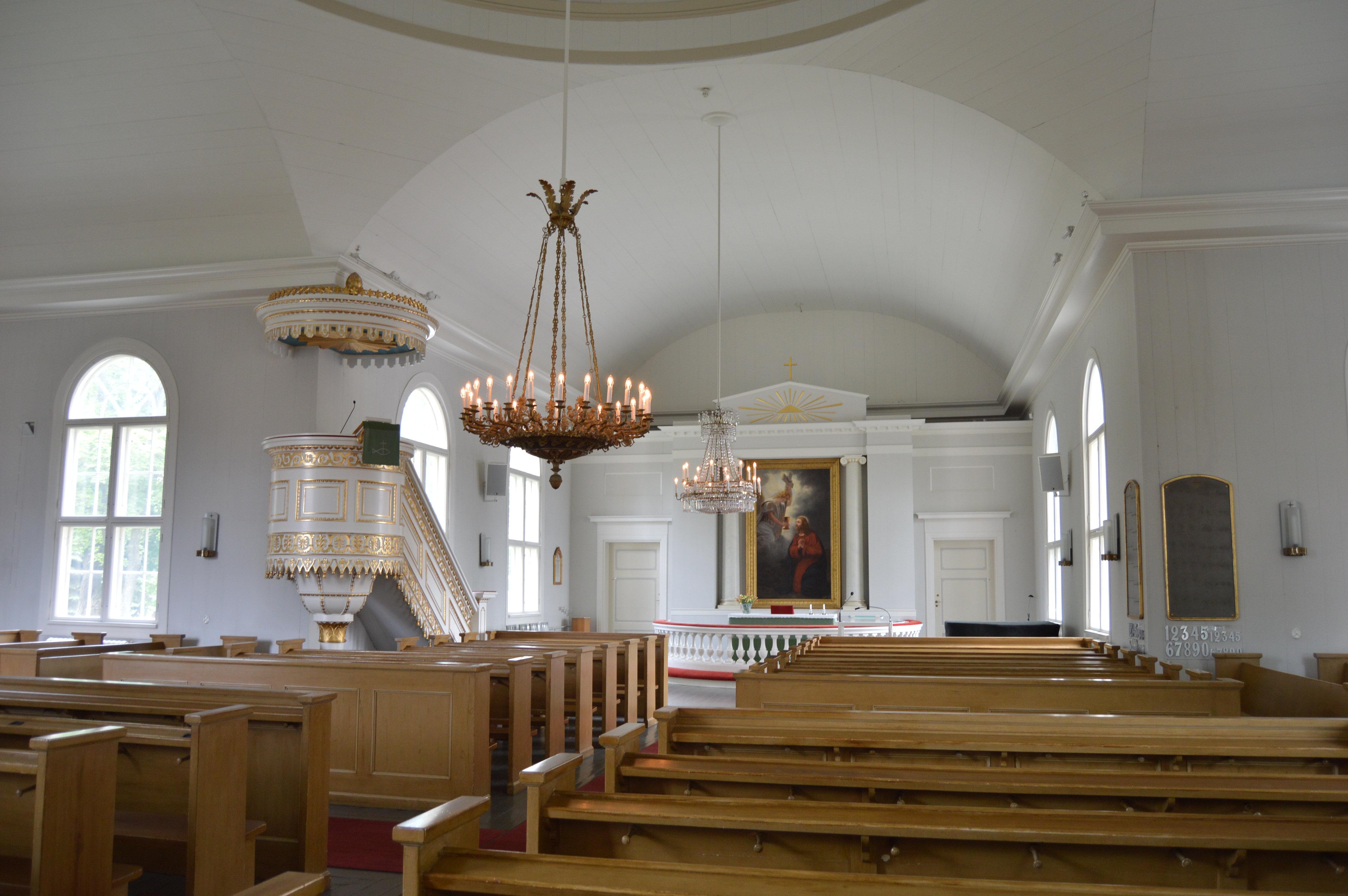Tampere Vanha Kirkko