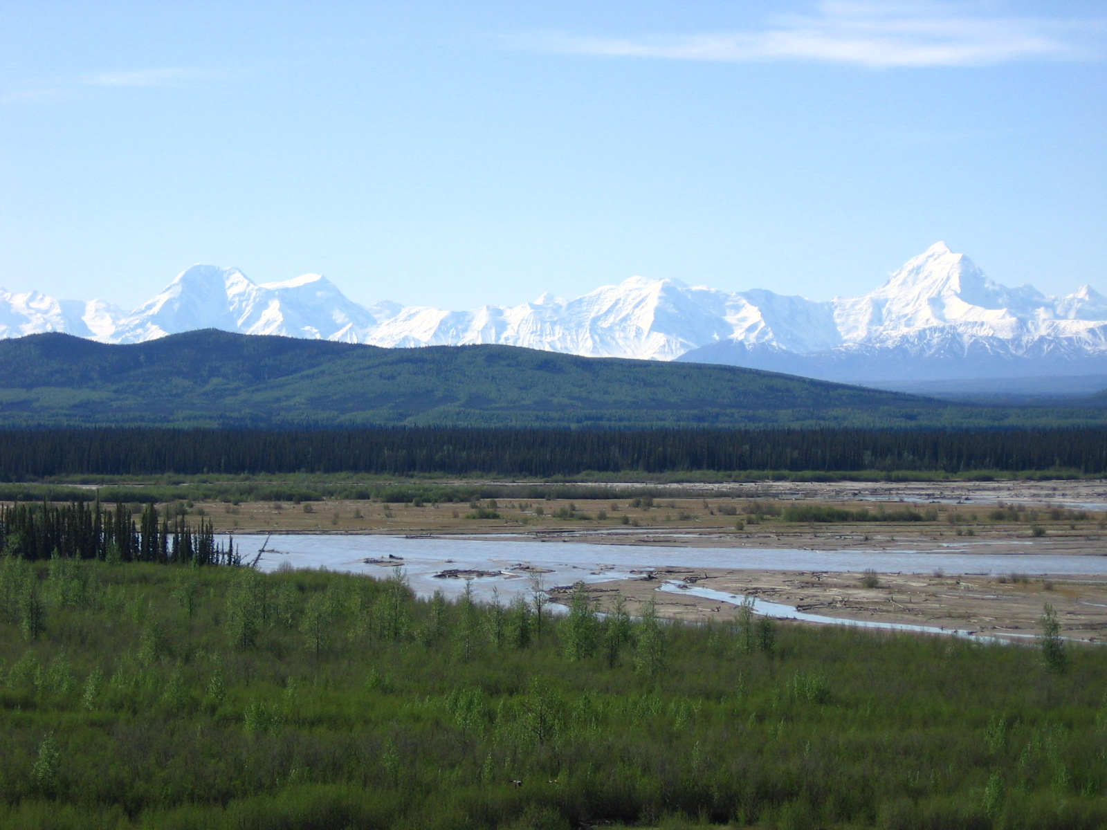 Description tanana river 2