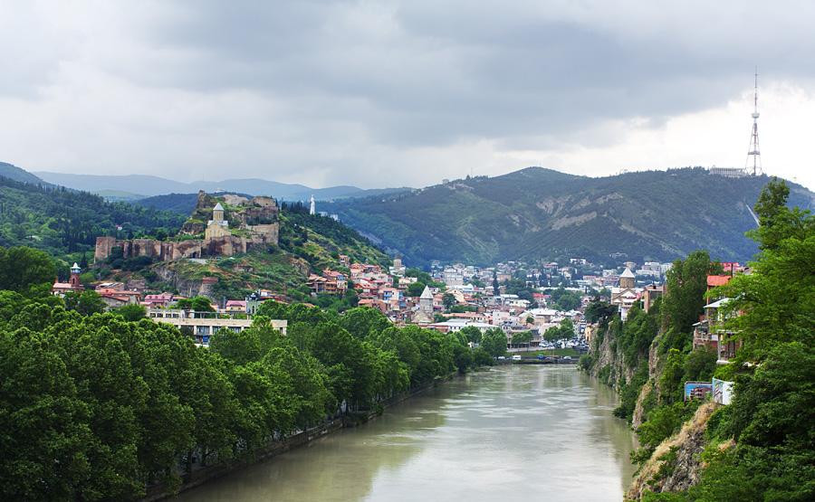 Resultado de imagem para Tbilisi