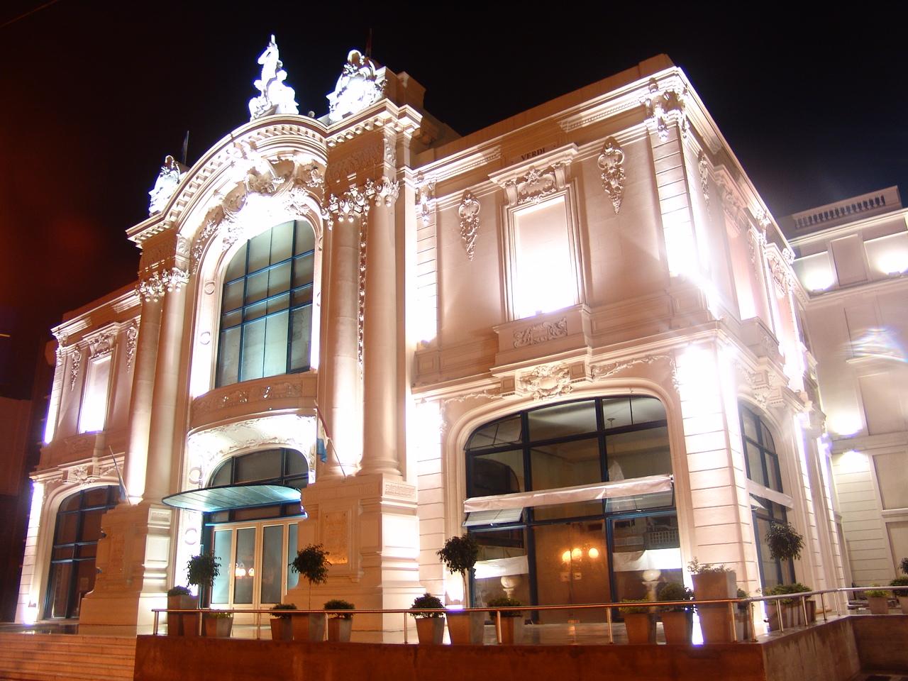 Resultado de imagen para Teatro Municipal 1º de Mayo
