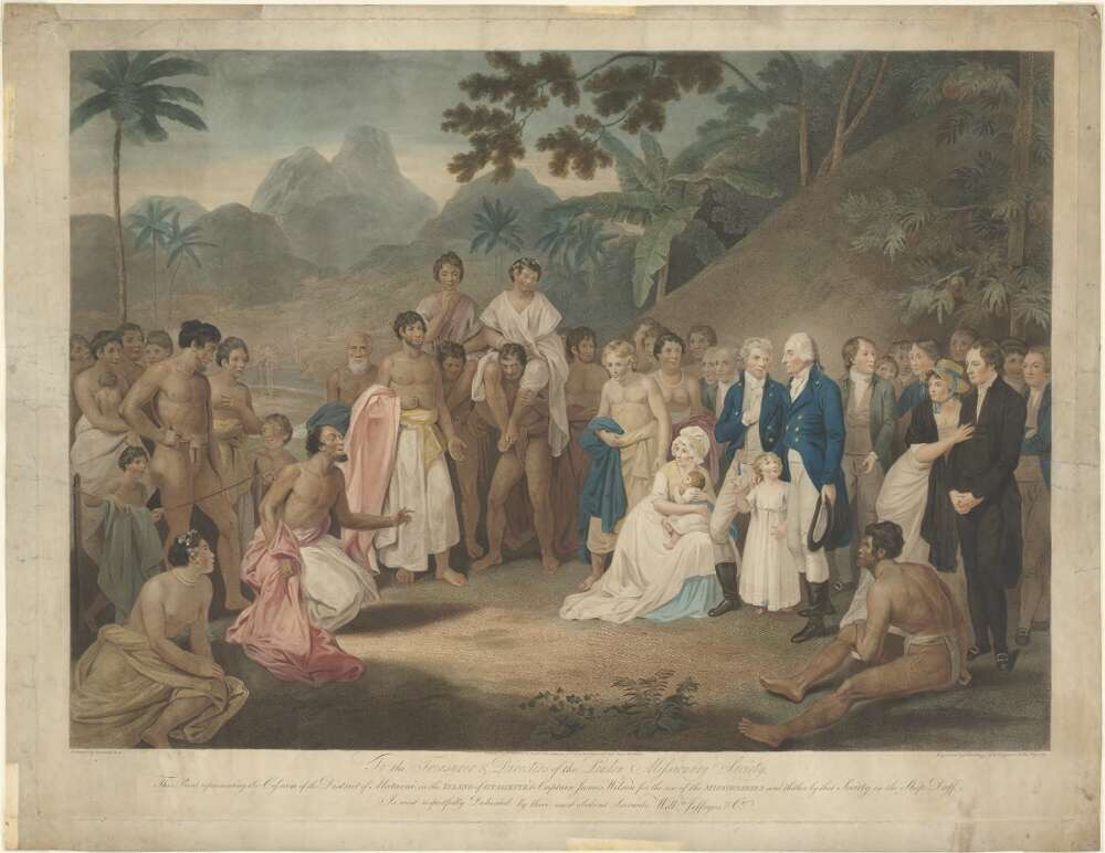 Histoire de la polyn sie fran aise wikip dia Histoire des jardins wikipedia