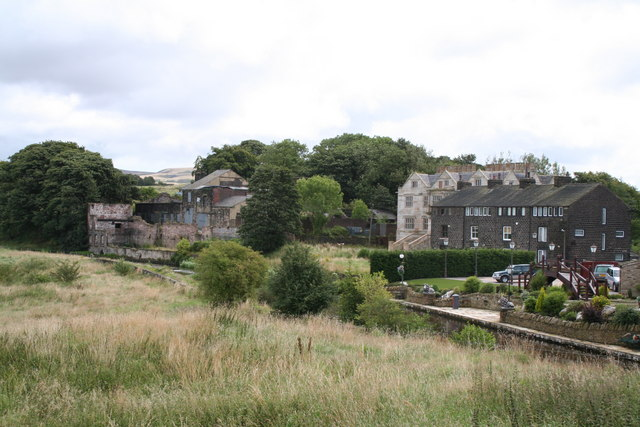 The Environs of Clegg Hall - geograph.org.uk - 529783