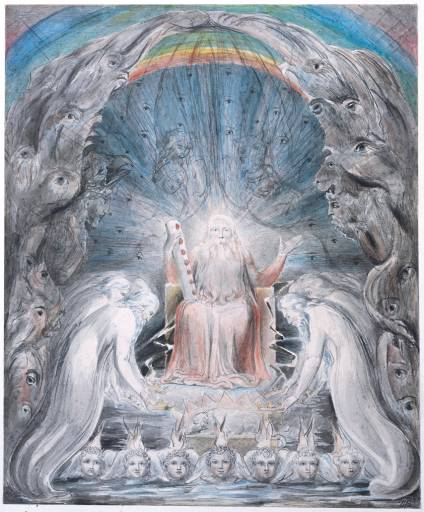The Four and Twenty Elders (William Blake)