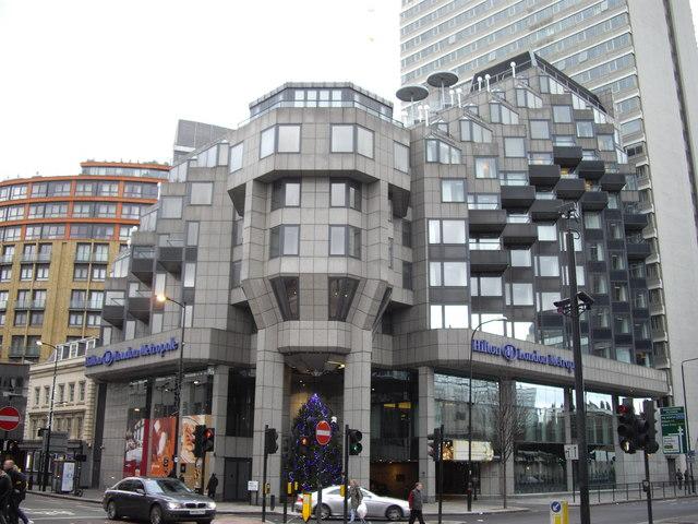 Hilton London Metropole.