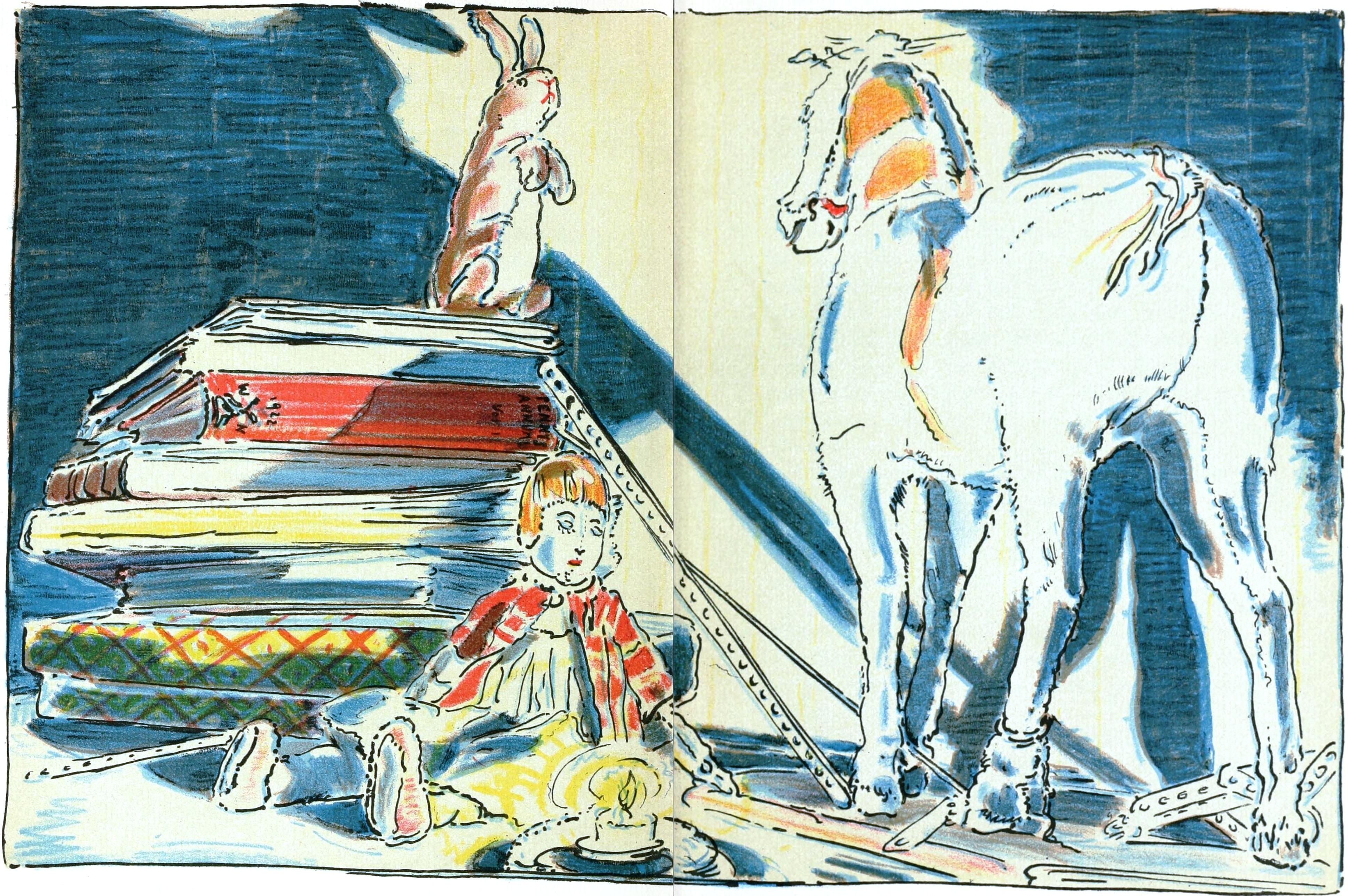 File The Velveteen Rabbit Shared Piece 1 Jpg Wikimedia Commons