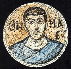 Soubor:Thomas the Apostle mosaic.jpg