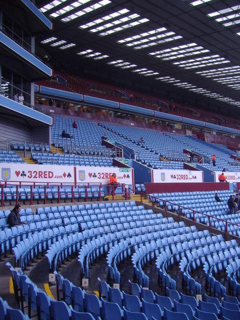 Aston Villa Contact Number