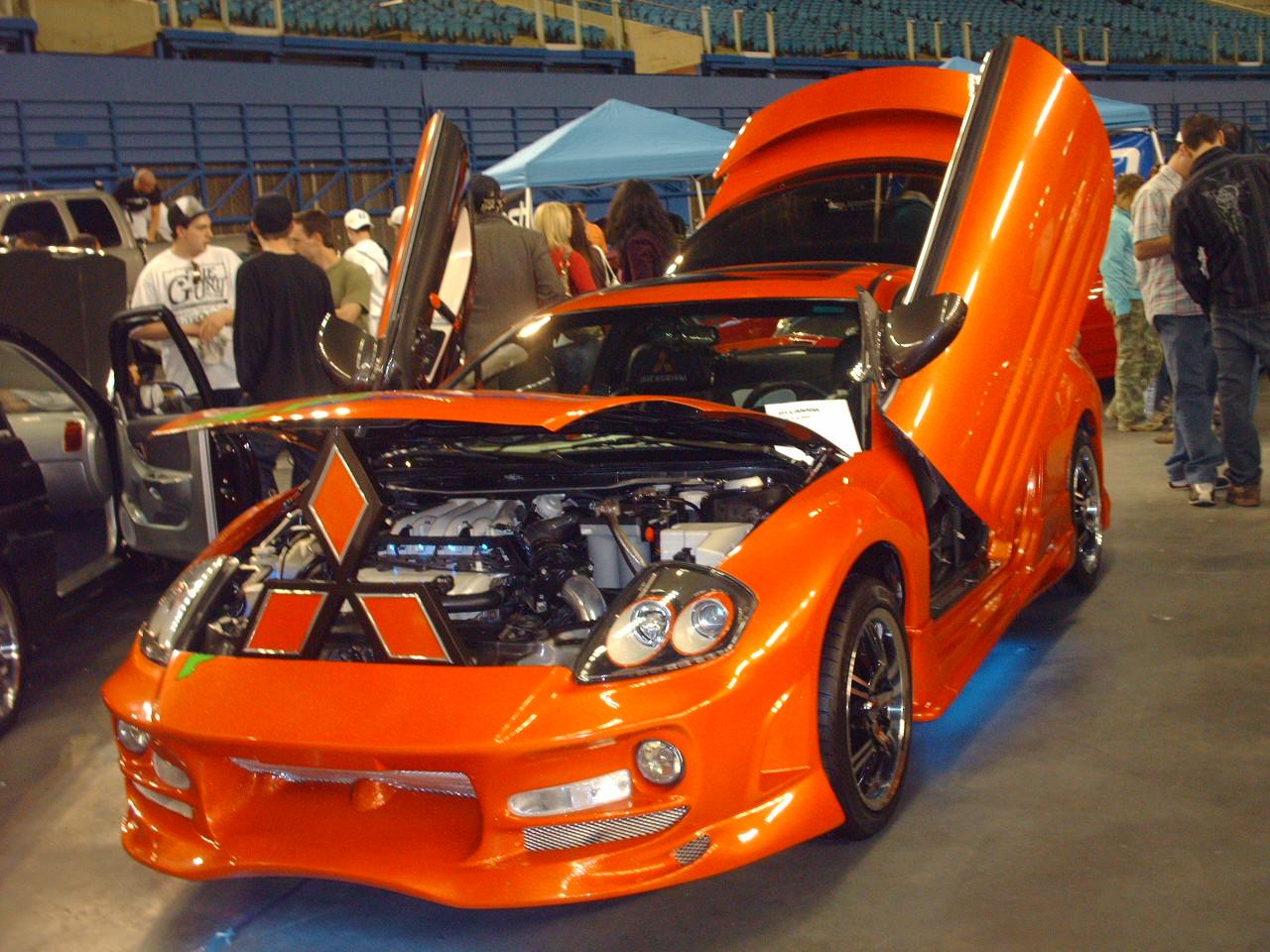 File Tuned 00 05 Mitsubishi Eclipse Jpg Wikimedia Commons