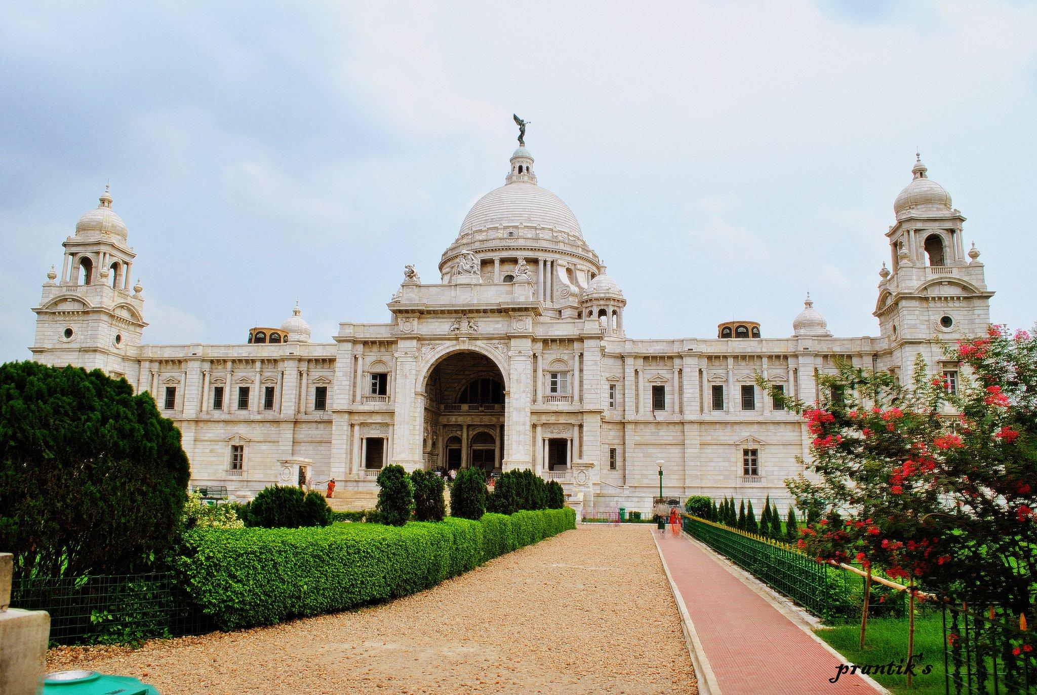 File Victoria Memorial Kolkata Jpg Wikimedia Commons