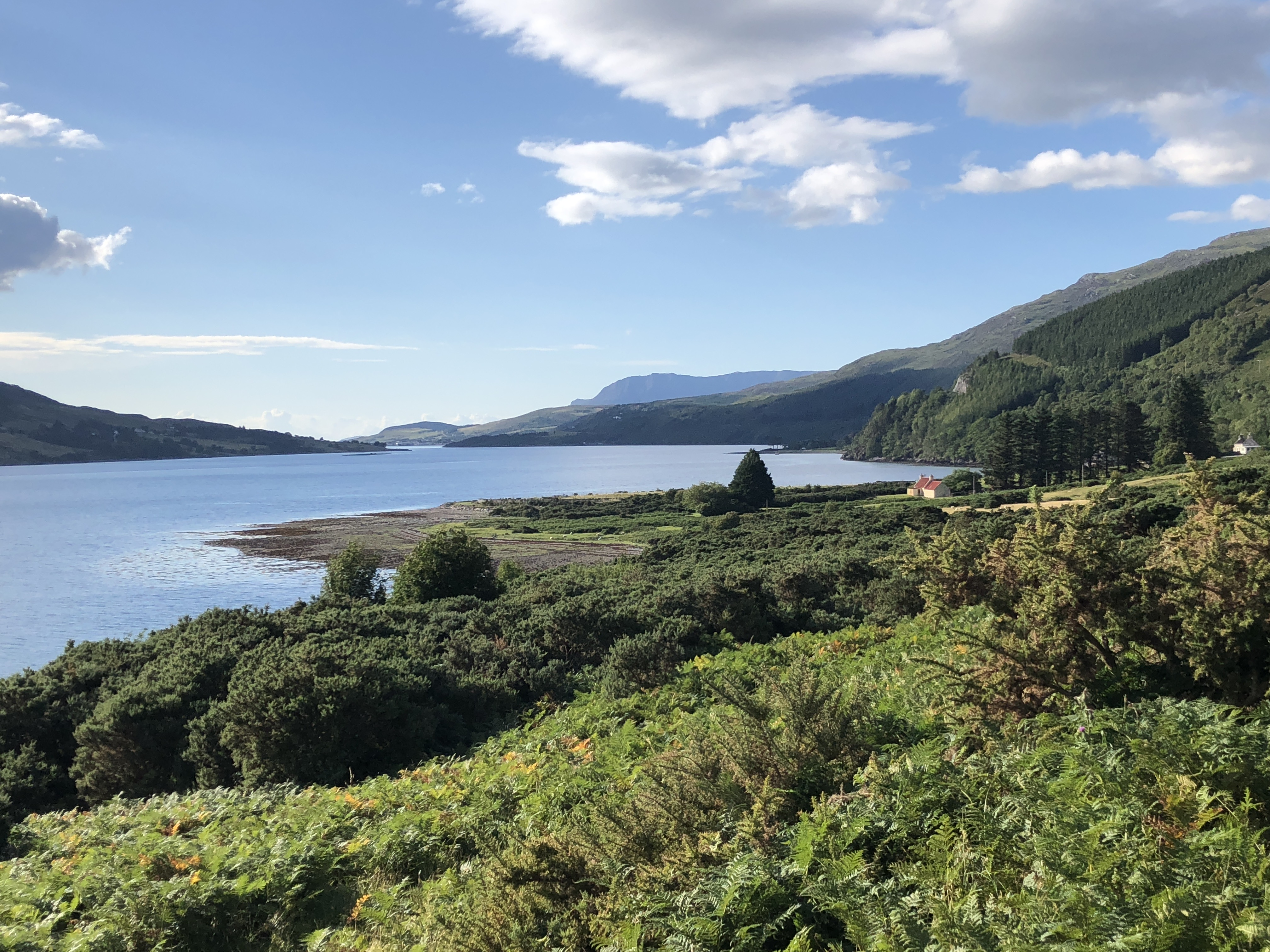 View of Ardcharnich and Loch Broom looking northwest, Ross and Cromarty (Scotland).jpg