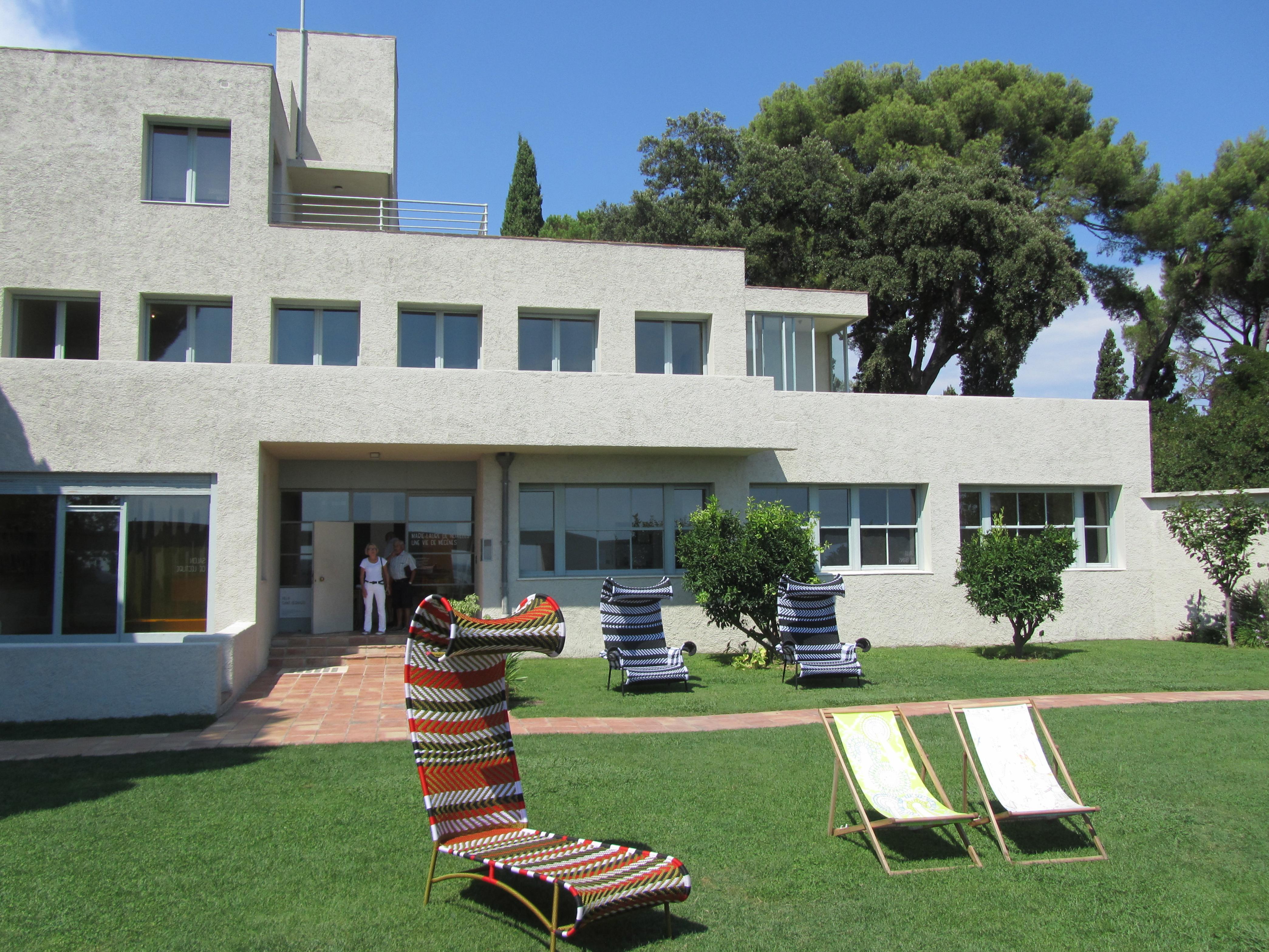 Villa Poiret Mallet Stevens A Vendre