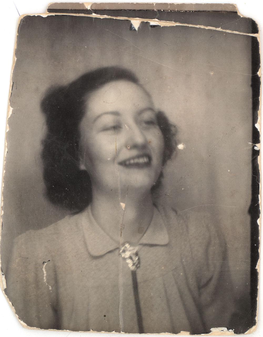 Vintage Photo Women 24