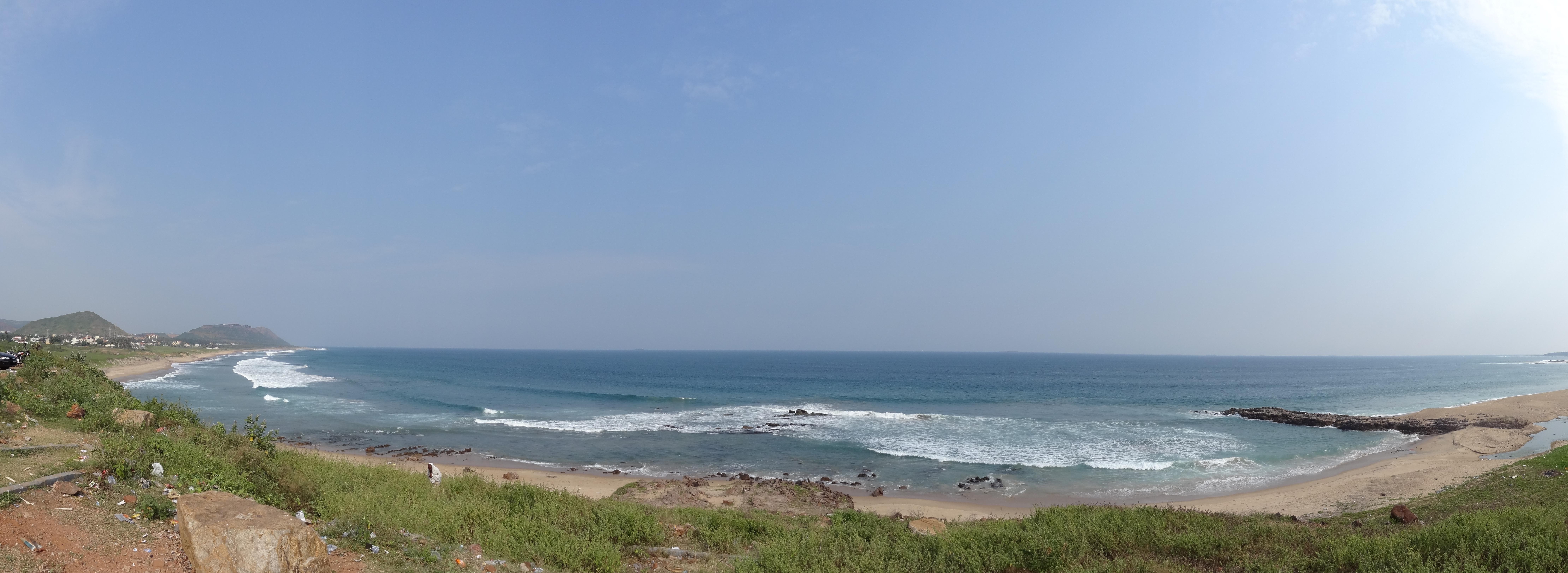 Visakhapatnam Sea Beach
