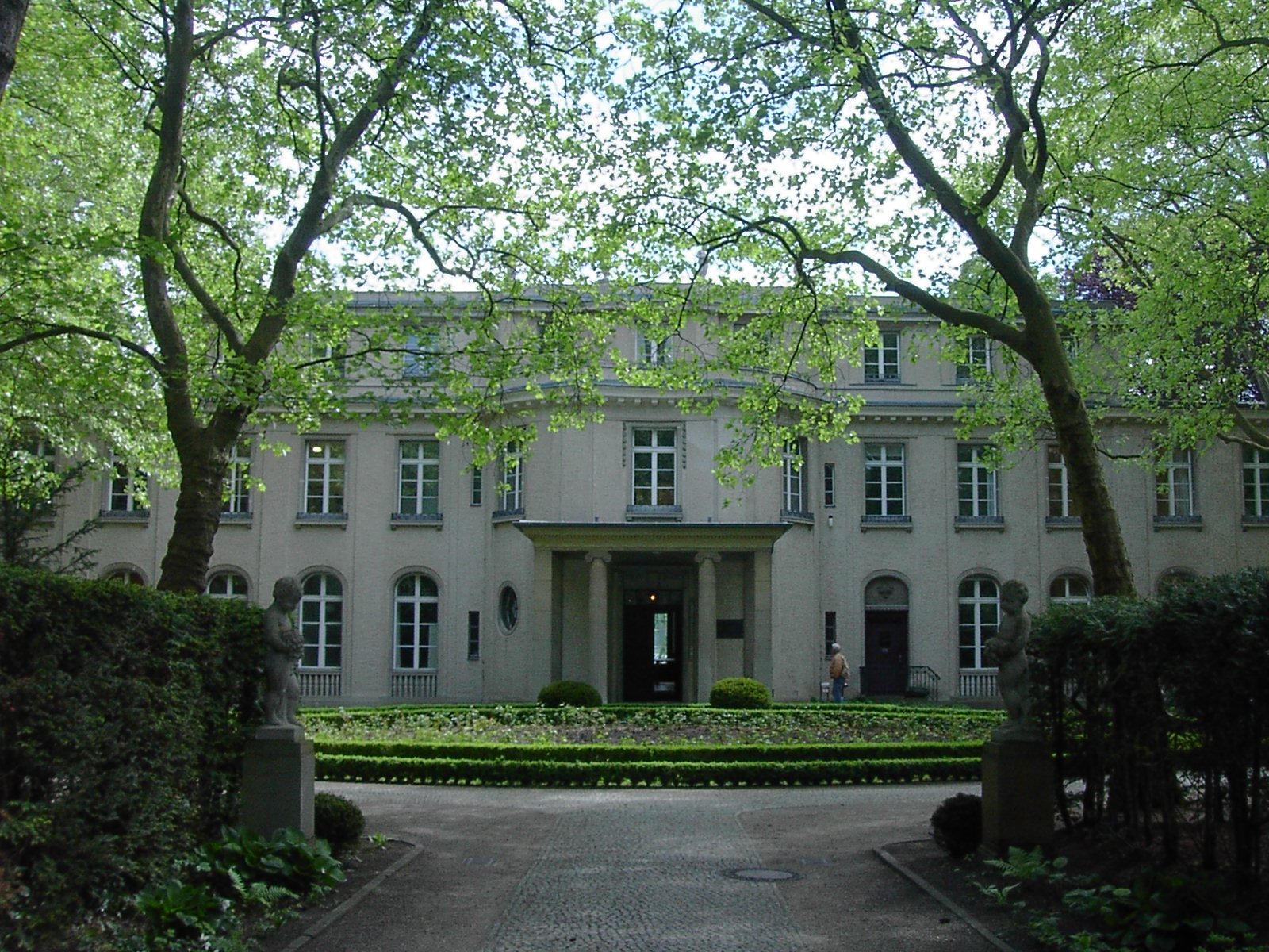 essays on the wannsee conference The villa, the lake, the meeting has 292 ratings and 27 reviews checkman  said: a slim volume that examines the infamous wannsee conference that took  pla.