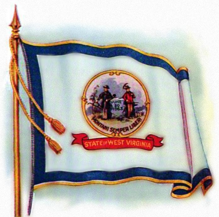 File West Virginia Flag 1922 Jpg