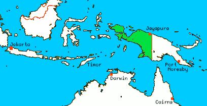 Resultado de imagem para Papua ocidental
