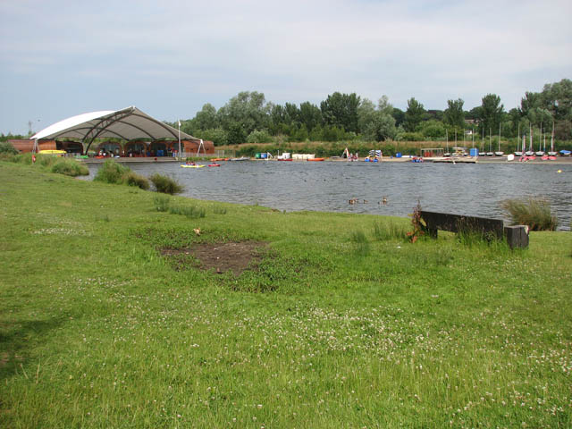 Whitlingham Country Park - The Outdoor Education Centre - geograph.org.uk - 1381740