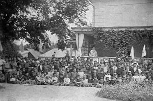 La escuela de Yásnaia Poliana