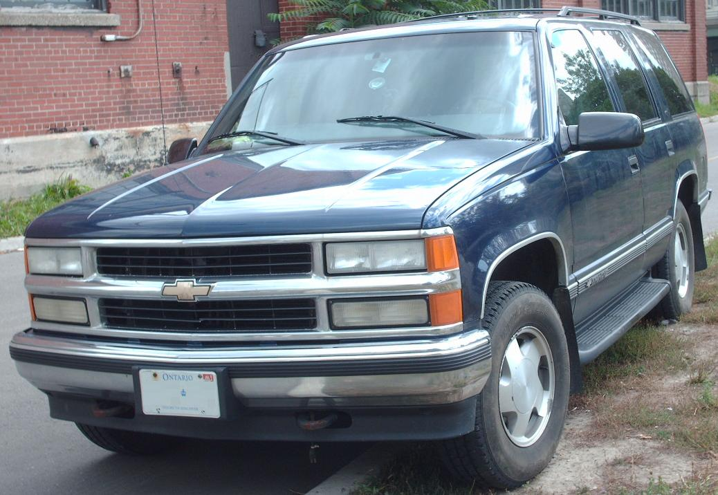 File97 99 Chevy Tahoe