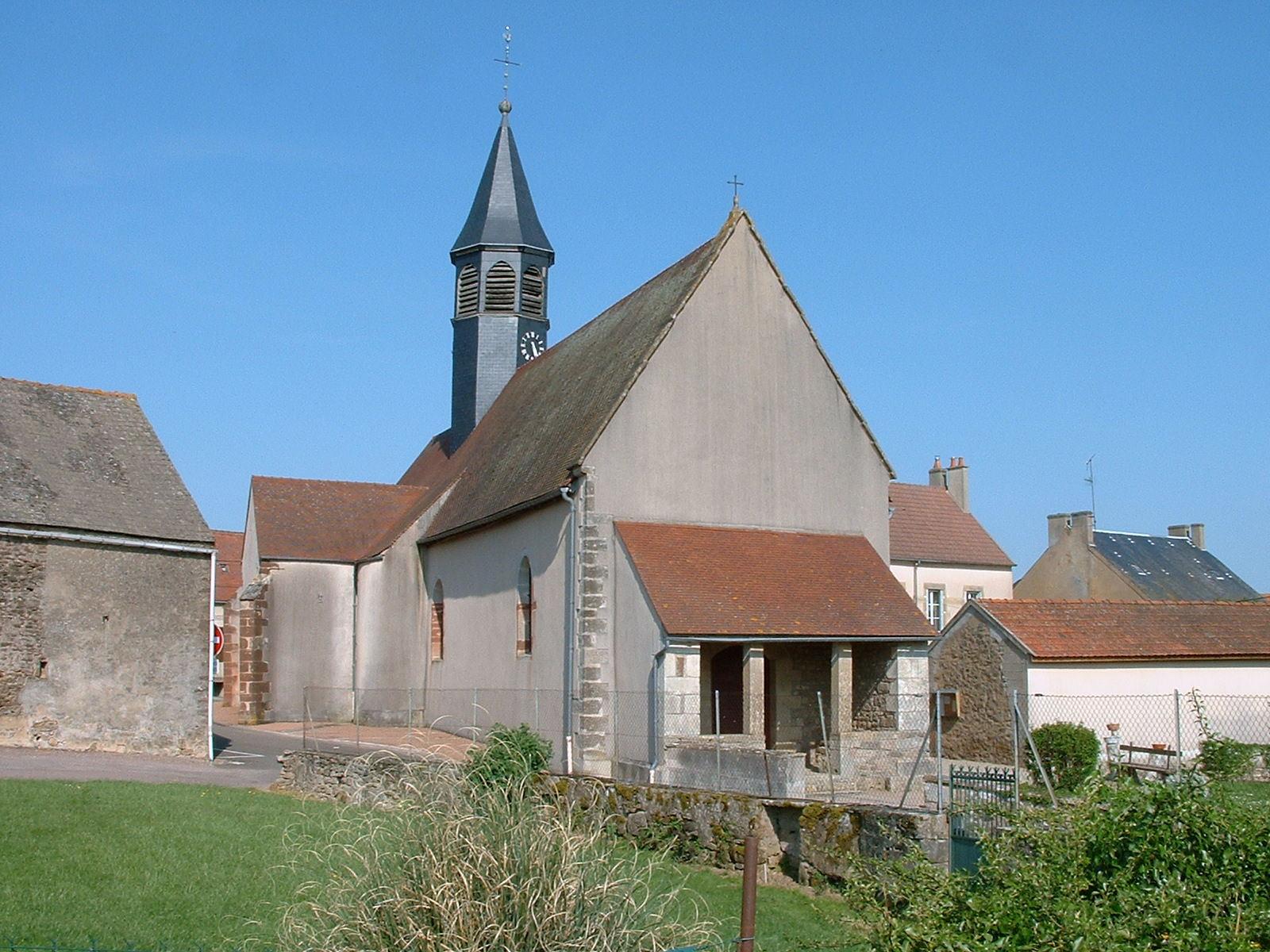 Sainte-Magnance