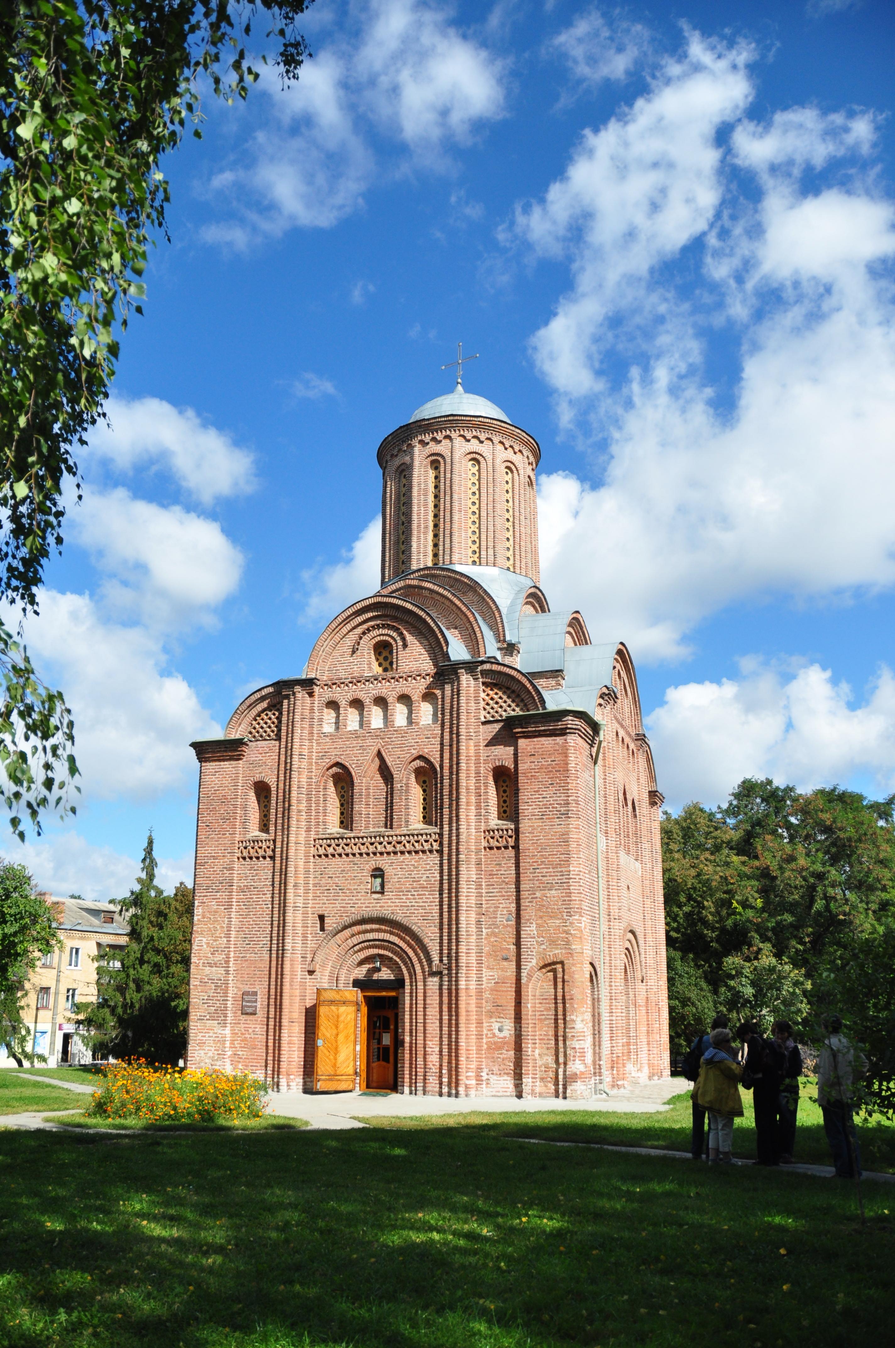 File:П'ятницька церква в Чернігові.JPG - Wikimedia Commons