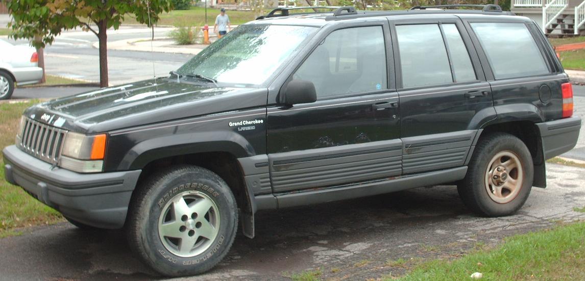 95 jeep grand cherokee