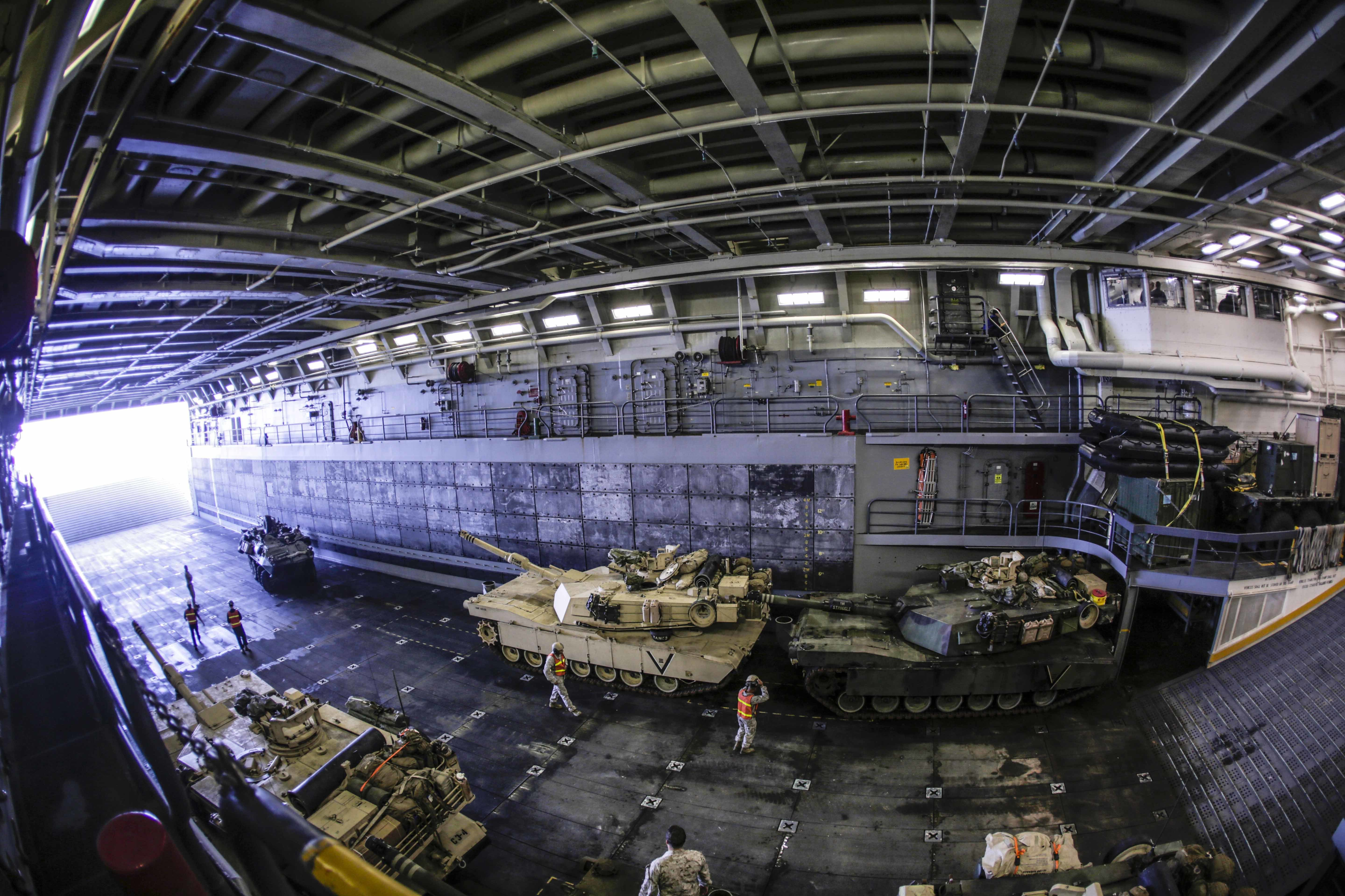 File 11th Meu Prepares For Amphibious Rehearsals Exercise