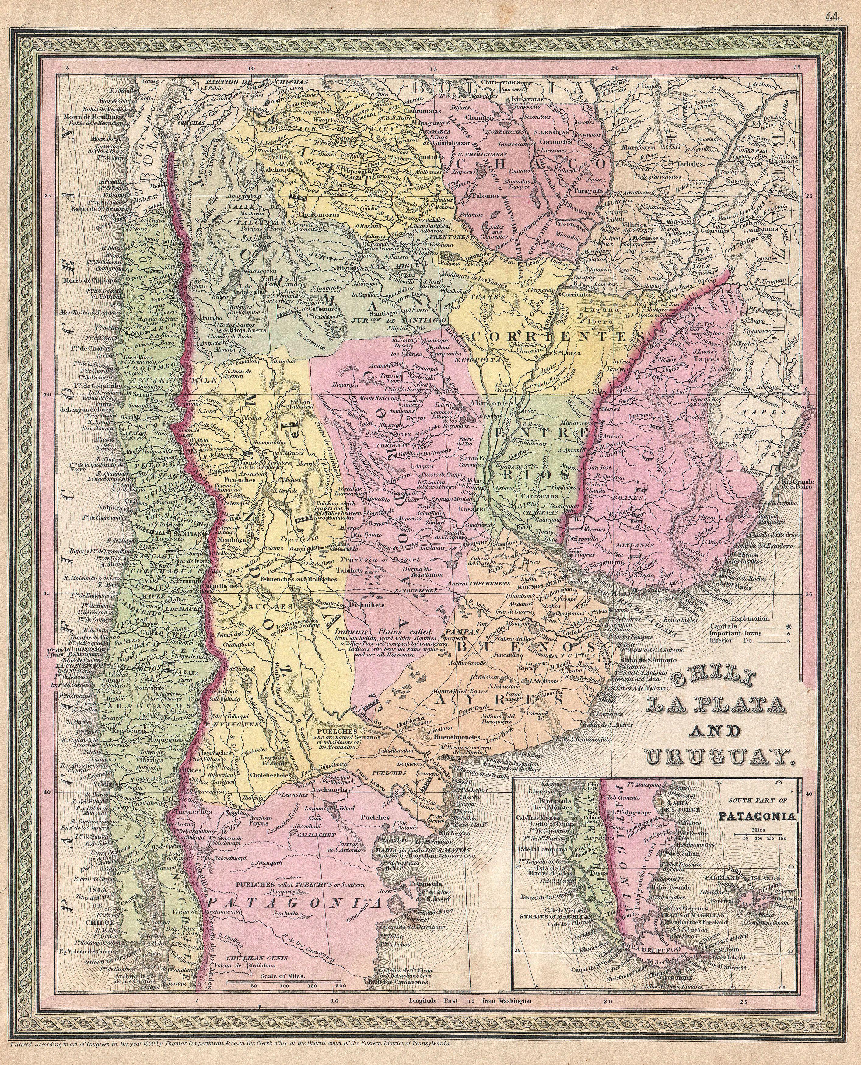 uruguay geschichte