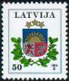 19941221 50sant Latvia Postage Stamp.jpg