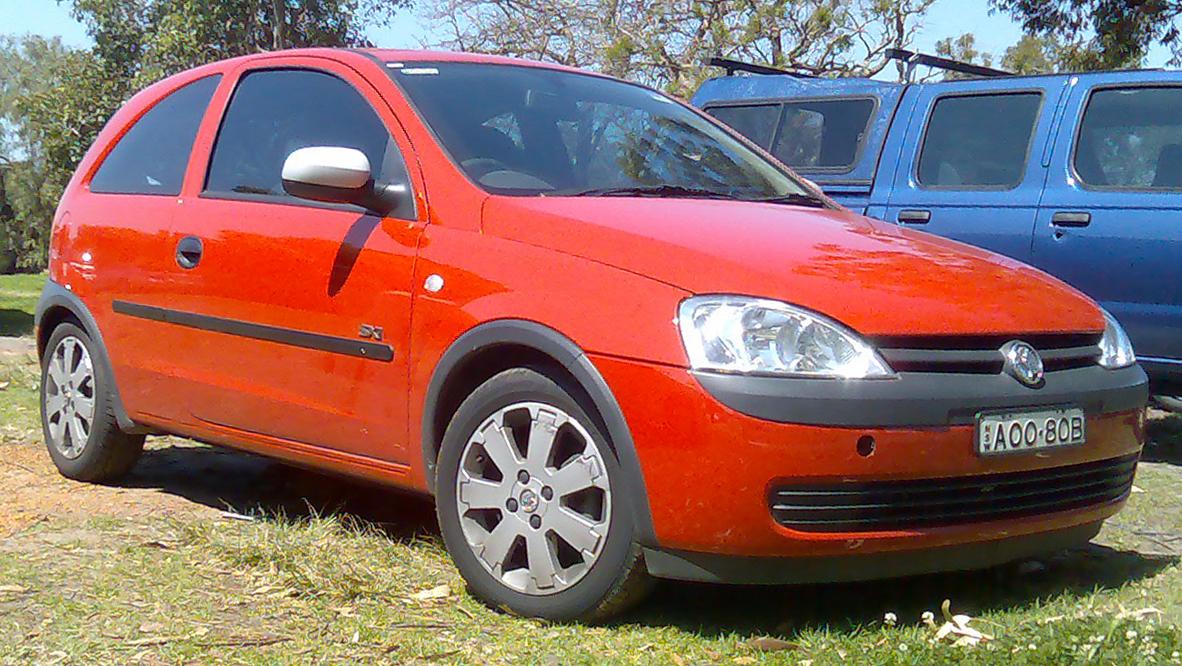 Holden Barina Wikipedia Autos Post